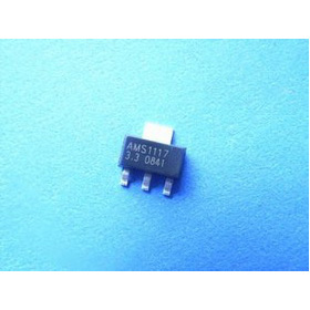 Wholesale AMS1117-3.3V SOT-223 Voltage regulator 10pcs