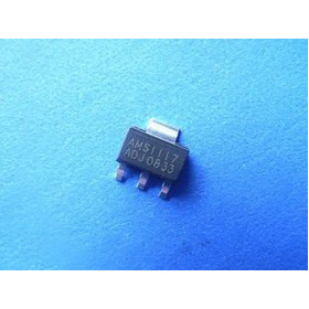 Wholesale AMS1117-ADJ SOT-223 Voltage regulator