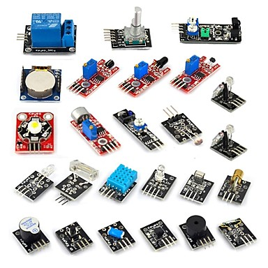 Wholesale 24 In 1 Sensor Kit  For  Arduino