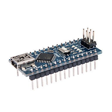 Wholesale XTWduino Nano V3.0 ATMEGA328P Improve Board Moudle New for Arduino No USB Cable