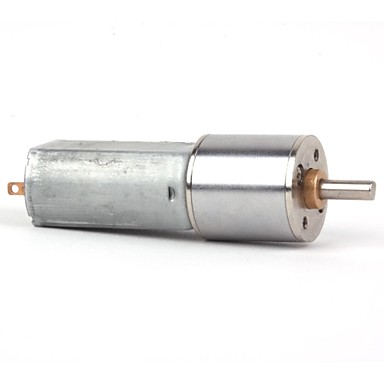 Wholesale ZnDiy -BRY DC 12V 60RPM Geared Motor - Silver