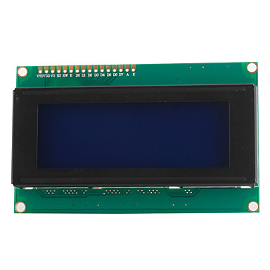 Wholesale 2004 20x4 White Characters LCD Display Module