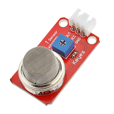 Wholesale MQ2 Smoke Gas Sensor Module for (For Arduino) (Works with Official (For Arduino) Boards)