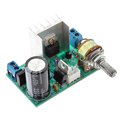 Wholesale Voltage Regulation Module(Green, 1.25-37V)