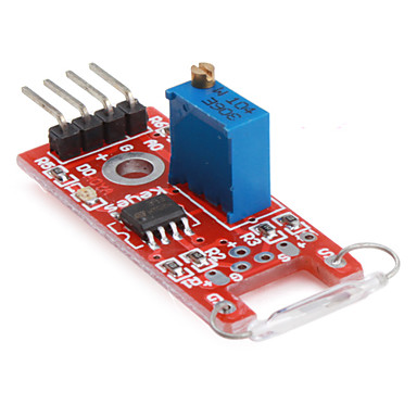Wholesale Electronics DIY (For Arduino) Reed Magnetic Switch Module