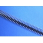 Wholesale 200pcs/bag 1x40 PIN HEADER PITCH 2.54mm V/T TYPE