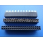 Wholesale FEMALE HEADER PITCH 2.54mm V/T TYPE 2x20 80pcs/panel