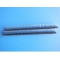 Wholesale 10pcs Pin header 1x40 90 degree bended pins