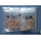 Wholesale Ceramic Capacitor kit 25 values 10pcs per value- 250pcs in total