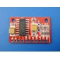 Wholesale Mini 2CH USB Power 3W + 3W Digital Amplifier Module DIY