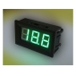 Wholesale DC Mini 0-9.99A Digital Panel Ampmeter Red/Blue/Green for Choice