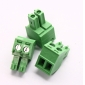 Wholesale 50pcs Female 2 pin 3.81mm Terminal Block Screw Type