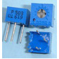 Wholesale 3362 High Precision Variable Resistors 503 50K ohm 50pcs/Tube